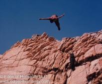 Cliff Diver , Acapulco, Mexico.