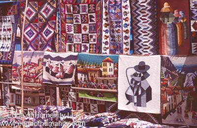 Textiles Ecuador