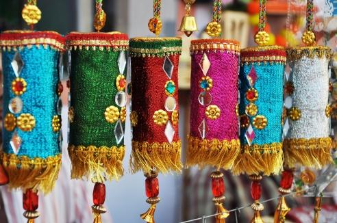 COLORS OF FRAME - West Bengal State Handicraft Expo 2011, Milan Mela Prangan, Science City, Kolkata, West Bengal, India