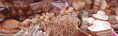 Mexican natural housewares.