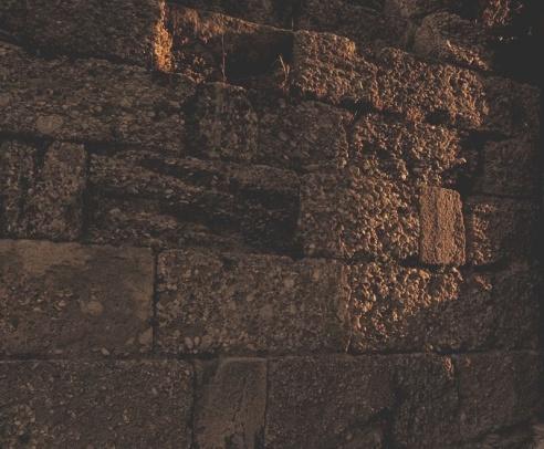 Man made patterns - Brick wall