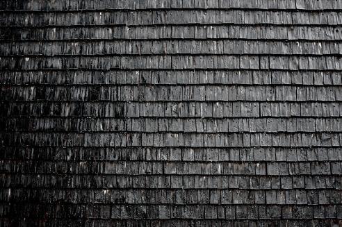 Man made patterns - house siding