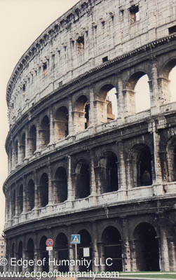 colosseum of rome essay Ancient rome the colosseum history  ancient rome the colosseum is a giant amphitheatre in the center of rome, italy it was built during the roman empire roman colosseum by kevin brintnall when was it built construction on the colosseum was started in 72 ad by the emperor vespasian it was finished eight years later in 80 ad.