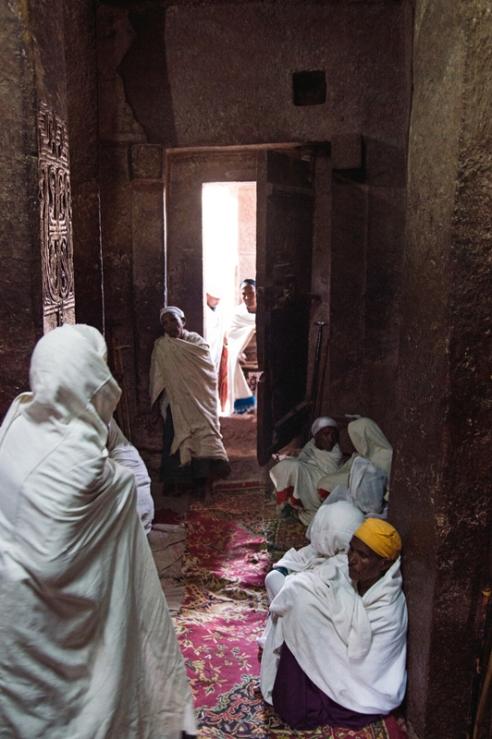 Bete Maryam, Lalibela, Ethiopia