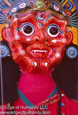 Puppet Handicrafts From Nepal Edge Of Humanity Magazine