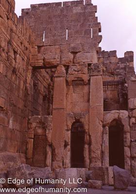 Baalbek, Beqaa Valley, Lebanon.