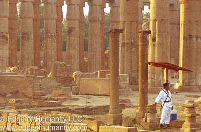 Karnak Temple, Luxor, Egypt.