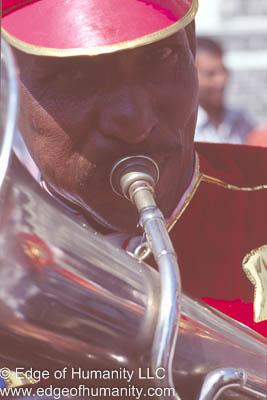 Band musician - Mexico
