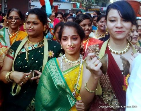 Gudi Padva Carnival - India