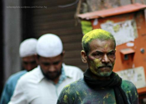 Photographer: Roshan Raj, Holi Festival – India. Click on the image to see more photographs.