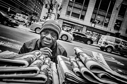 Madison Ave, New York City.