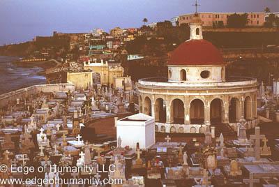 Cemetery - Puerto Rico.