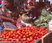 Guatemala Food Market
