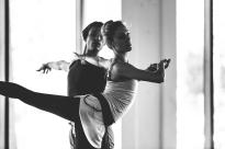 American Contemporary Ballet Dancers - Los Angeles, California, USA.