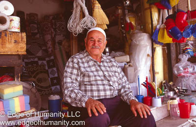 Shopkeeper - Syria