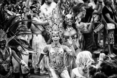 One of the many amazing dancers at Brazilica 2014 Liverpool