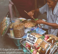 Food stand, Thailand