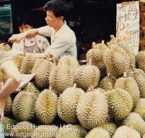 Food Stand - Hong Kong