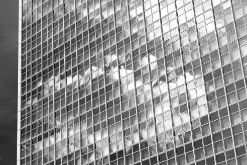 High Rise Façade, Berlin, Germany