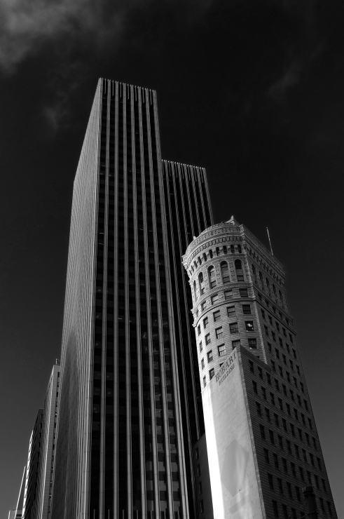 Hogart Building, San Francisco, California, USA