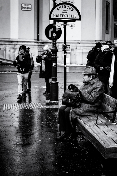 """Time Waits"" Vienna"