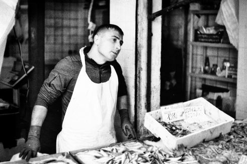 """Fisherman"" Venice"
