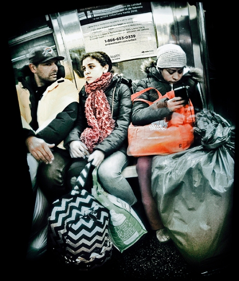 essay new york subway Based primarily on the journal entries of teenagers in new york city on their trips,  we show the different ways in which riders experience being.