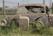 Car wreck Calarasi, Romania