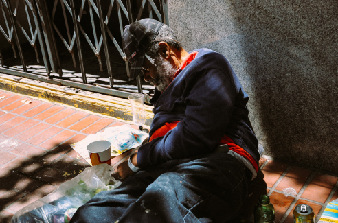 Thesis on homelessness in america