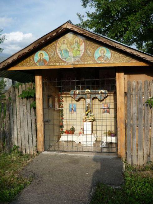 Troite Village of Viforata, Targoviste, Romania