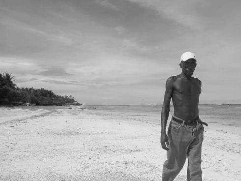 A day at a time, Diani Beach, March 28, 2015