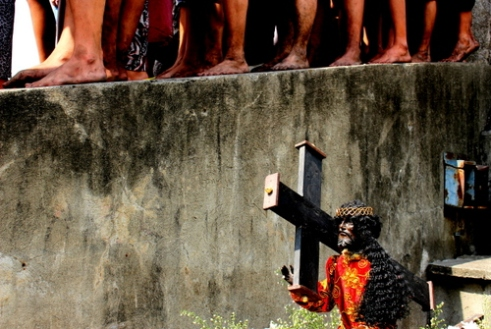 Feast of the Black Nazarene, Manila, Philippines