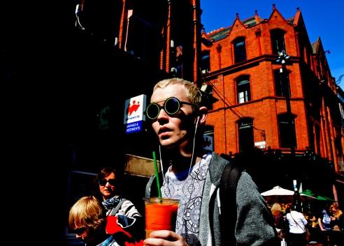 Grafton Street  Dublin, Ireland