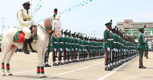 Inauguration ceremony for President Muhammadu Buhari Abuja, Nigeria