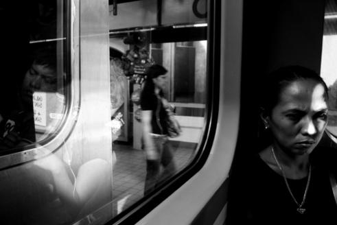 Light Rail Transit, Manila Philippines