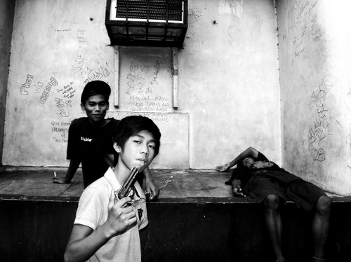 Manila philippines street photography essay