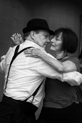 """Tango Dancers"" Hola Festival in Knoxville, Tennessee, USA"
