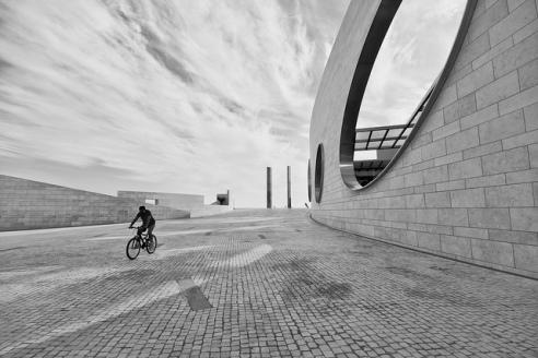 """Fundação Champalimaud"" Lisbon, Portugal"