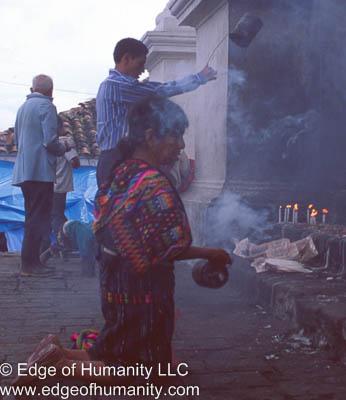 Worshiping Guatemala
