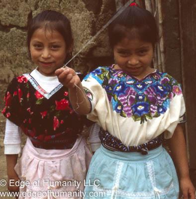 Sisters Guatemala