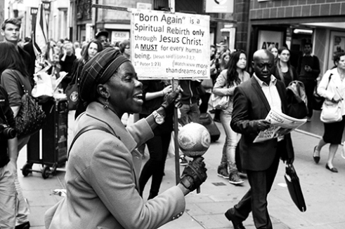 Born Again Oxford Circus, London, UK