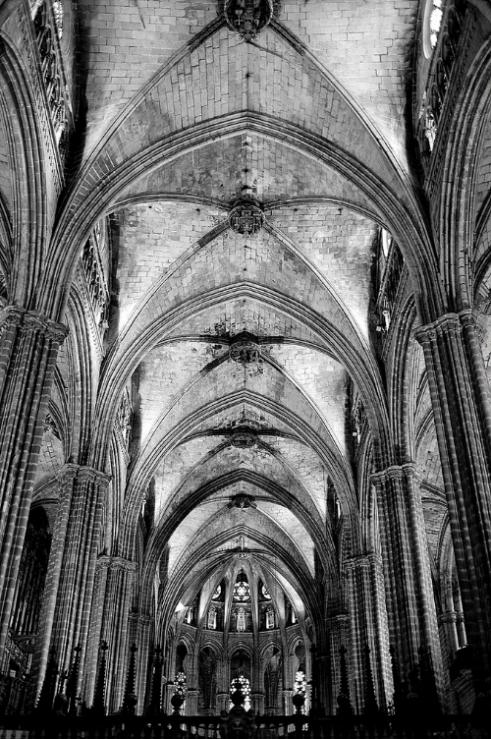 Catedral de la Santa Cruz y Santa Eulalia Barcelona, Spain