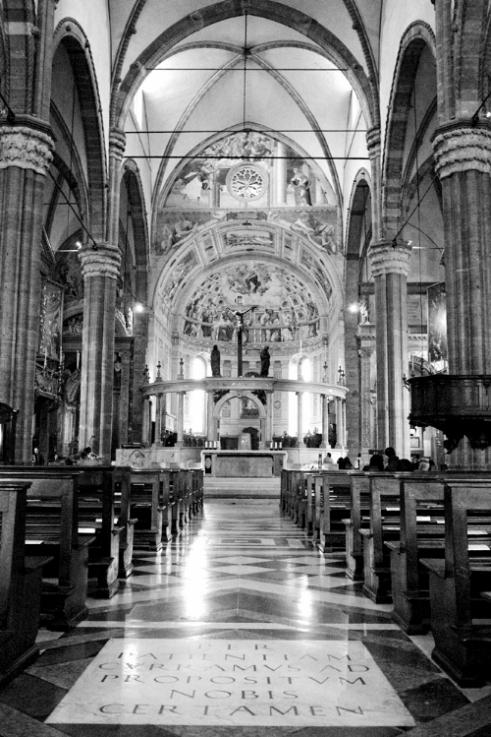 Cattedrale di Santa Maria Matricolare Verona, Italy