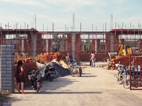 """Construction"" Yancheng, China"