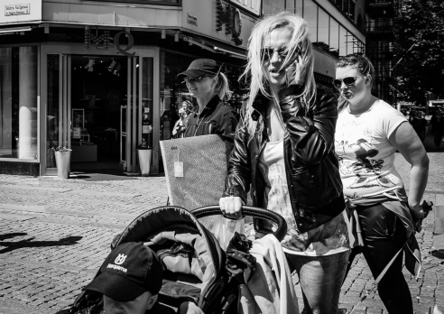 Busy mom – Malmö, Sweden