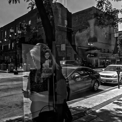 """""""Faces"""" King Street East, Hamilton, Ontario, Canada"""