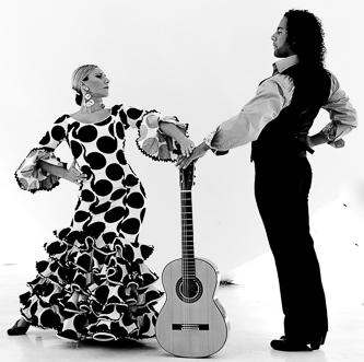"""The art of Flamenco"" Chicago, Illinois, USA"