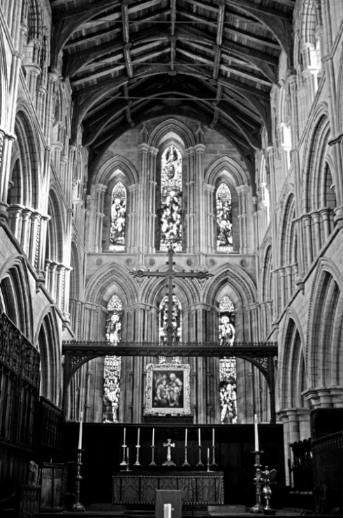Hexham Abbey, England