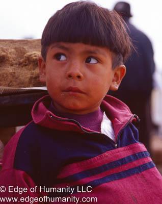 Child Ecuador