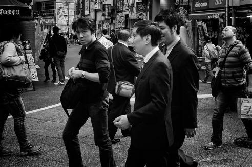 """Instant gaze"" Shinjuku, Tokyo, japan"